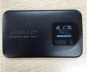 【簡単速度Up設定!!】 WiMAX2+ WX02の電波を5GHz帯に!?